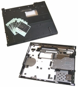IBM Thinkpad R5x Base Cover with Labels Kit NEW 26R8635