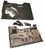 IBM Thinkpad R61 Base Cover with Labels NEW 42X3878 14.1in 42W2429 Lenovo Laptop