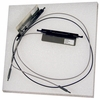 IBM ThinkPad T60p T61 15.4in Wireless Antenna New 93P4303 2 Pcs Kit Antenna Cable