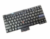 IBM Thinkpad X200 Series Hebrew Keyboard New 42T3754
