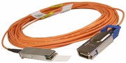 IBM Tyco 4x5 CX4-QSFP 20m Fiber Optic Cable 77P8499 CX4/QSFP 2064412-2