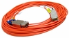 IBM Tyco 4x5 CX4-QSFP 40m FO Paralight Cable New 77P9200