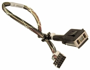 IBM Tyco-Gd PICO-D-P 13in Internal Cable Assy 23R3717 H81486c PICO-D Series