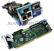 IBM XSeries 366 SAS Supper withTray I/O Card 23K4109 40K0276 Manadement Card