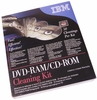 IBM DVD-Ram CD-Rom Cleaning Kit New Retail 19P0489