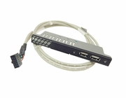 Intel Front USB to Server Board Cable G42491-001