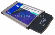 Intel Pro WirFi 2011B 2.4GHz Lan PC Card WPC2011BWW