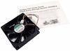 Intel SS4000-E 92x25mm Case Fan NewFAN FXXSS4000ECFAN DC12V 1.9W 3-Wire