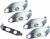 Lot-100 Quadro VGA TVOut Low Profile Bracket P185X3-L100 P185-0003 LP Bracket