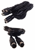 Lot-28 6Ft M-M 4pin S-Video Cable New 6852TAZ006T-L28