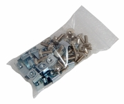 Lot of 25 Compaq 1032 U-Type Clip-NUT New 294975-001-25