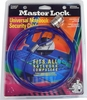 Master Lock Universal Laptop Security Cable 640301 Keys Included