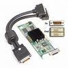 Matrox Mill G550 PCI 32MB DVI Card G55MDDAP32DB w DVI CBL  Standard Bracket