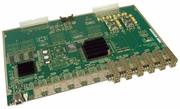 McDATA eS-4300 12-Port Main Board 480-000465-100 No-GBIC Assy 470-000496-000C