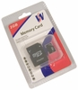 Micro SD 2GB Memory Card and Adapter New MICRO-SD-2GB