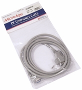 MicroAge M-F 6-Ft VGA Extension Cable PM41000-01