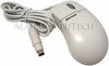 Microsoft 1.1a Compatible PS2 Beige IntelliMouse 92658 PS/2 Scroll 2-Button Mouse