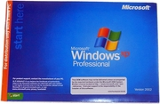 Microsoft Windows XP Pro SP2 OEM w/ Key New X08-48124