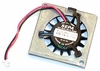 NEC CPU Fan w/ 2Wire 808-895697-001A