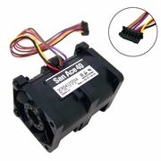 San Ace40 DC 12v 1.1a 6-Wire Dual Fan Assy 9CR0412S504