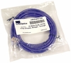 Net Optics 3m RJ45 Cat5e Purple Cable L5E4P45PR-03M