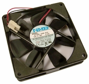 NMB 12v DC 0.16a 120x25mm 2-Wire FAN 4710NL-04W-B10