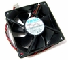 NMB 12v 0.30a 80x25mm 3-Pin 3-Wire FAN 3110KL-04W-B57 Compaq DC Brushless FAN