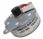 NMB 5-wire Magnet Stepper Motor Assy PM35S-048-XRU2 for: Dell  Printer 5100cn