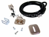 Noble Universal PC Chassis Security Lock Kit NOBLE-LOCK Cable, Trap Lock Assy & Key
