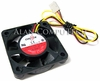 Oritex 12v DC 0.11a 50x12mm 3-Wire Fan D0512A-12M 3CK03 Brushless