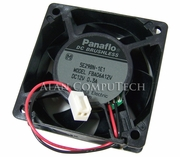Panaflo 12v DC 0.3a 2-Wire 60x25mm Fan FBA06A12V Brushless