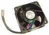 Papst 60x25mm 12vDC 200mA 4W 2-Wre 2-Pin Fan TYP612NG