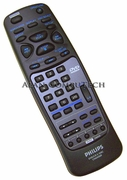 Philips DVD781 DVD-CD 5-DISC Remote Control NEW N9409