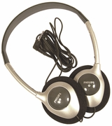 Philips Stereo Head Phones 40J0374 NEW 994000001089