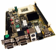 PPB Advanced S370 VGA LAN Board Assy PPB-600-R5M1E4 with USB and PS2