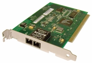 Qlogic 64BIT PCI To Fiber Channel New QLA2100F-66