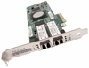 Qlogic QLE2462 PCIe HBA 4GB FC 2-Port Card PX2510401-50 Fibre Channel Adapter