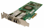 Qlogic X4 FC 2-Port PCIe 4GB Short Bracket QLE2462-LP PX2510401-05E/PX2510401-23-A
