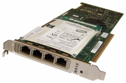 Radisys IOP-PCI-DTXA2 T1-E1 J1 Line 4-Port IOP-PMC-0200 ARTIC Rev 00 Adapter Card