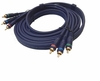 RapidRun 12Ft RCA Component Video Cable M0020806100014