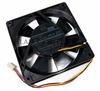 Sanyo 12v DC 0.45a 3-wire 120x25mm FAN 109P1212H4D09 3-Pin DC San Ace 25 Denki