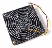 Sanyo 12v DC 0.48a 4-Wire 120x38mm FAN 109R1212MH104