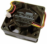 Sanyo 60x25mm 12v DC 0.13a 4-wire FAN 109R0612MH403