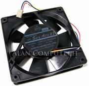 Sanyo San Ace25 DC 12v 0.14a Fan NEW 109P1212M4D06