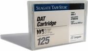 Seagate TapeStor DDS3 125M DAT Cartridge New STMD24G