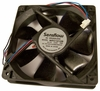 Sensflow 12v DC 0.44a 3-Wire 120x25mm Fan WFC1212B-R00 HP Delta 3-Pin Brushless FAN
