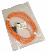 St-Sc Duplex Fiber Optical 6m Cable ST-SC-DPX-6MTRS Corning NEW Bulk