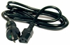 Straight 13a 125v C13 AC-US 2.5m Power Cord 740-023264 E85554 Hospital Grade Cable