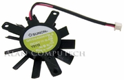 Sunon CB Versa 5v DC 0.4w 2-Wire FAN Only GC054006VM-8