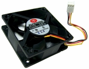 Superred 12v DC 0.30a 3-Wire 60x20mm Fan CHD6012ES-A